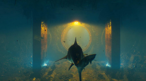 """【注目】Xbox独占、異色の""""サメ オープンワールド""""ARPG「Maneater」がヤバい!サメになって人間どもに復讐だ!!"""