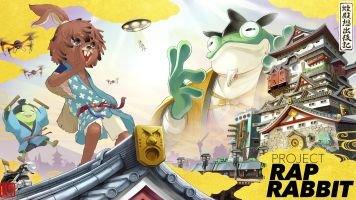 【悲報】助けて!「Project Rap Rabbit」のキックスターター、最終日で1億円ほど足りないの!
