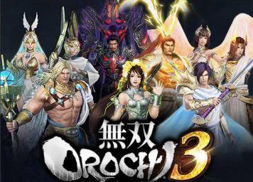 「無双OROCHI3」TGSステージ映像が公開!生放送アーカイブも