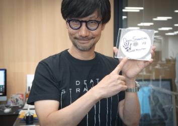 小島秀夫監督「もしかして自分て天才?」