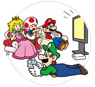 (必死) 「Wii Uで、できること」はゲーム以外にもいっぱい!任天堂が紹介ページを開設wwwww