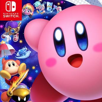 Switch「星のカービィ スターアライズ」ホビーフェアでプレイできるフレンズ紹介動画が公開!3/16発売