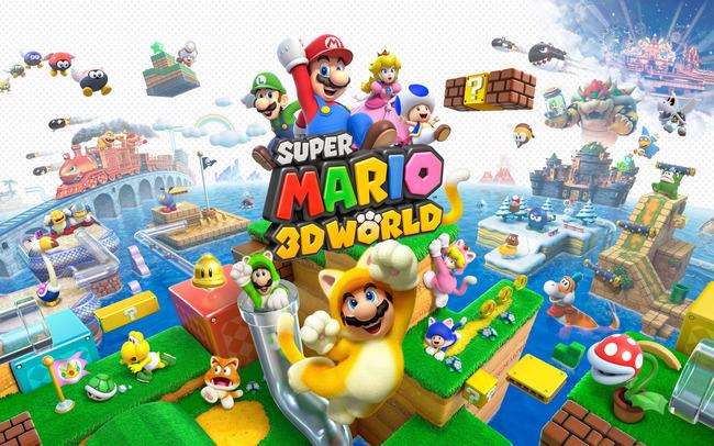 「スーパーマリオメーカー」と「スーパーマリオ 3Dワールド」ってどっちが面白い?教えて
