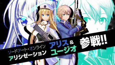 PS4「ソードアート・オンライン フェイタル・バレット」 アリス&ユージオが参戦するDLC紹介トレーラーが公開!
