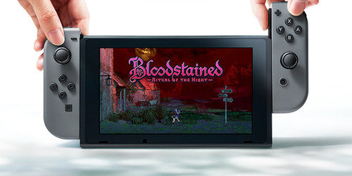 NS 「Bloodstained」 新たな最新プレイ映像が追加!