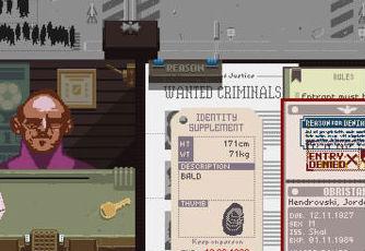 入国管理官になるという地味過ぎる傑作「Papers, Please」がPS Vitaに登場!