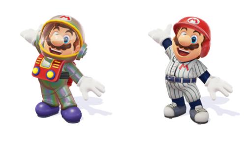 【朗報】「スーパーマリオオデッセイ」クリア後に『サテラビュー』と『野球』衣装が追加!サテラビュー知らない人いる?