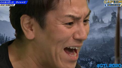 【悲報】狩野英孝、バイオハザード新作を世界初プレイするも大炎上してしまう