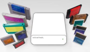 ファミコン、メガドラなど11機種に対応した総合エミュレーター 「レトロフリーク」 はセーブ機能搭載!セーブデータの相互移動やクイックセーブに対応する神機に!!