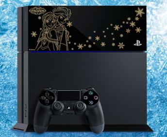 (速報) PS4本体に「アナと雪の女王Limited Edition」が登場!!