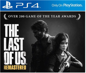 PS4版「ラスト・オブ・アス」はちょっと値下げされるみたい