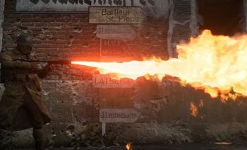 PS4「コール オブ デューティ ワールドウォーII」 発売直前!ボーナスマップ『Carentan』紹介トレーラーが公開!