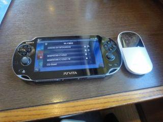 PS Vita 基本機能あれこれ
