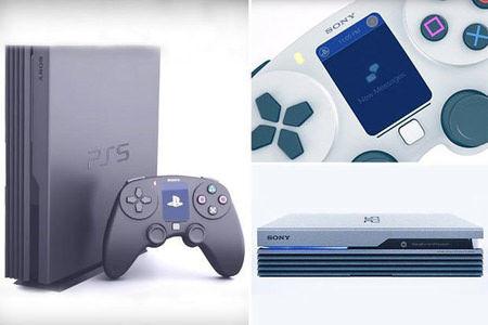 【衝撃】PS5 リーク画像が流出!?