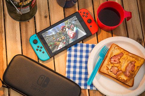 【神機】Nintendo Switch、もはや圧巻のソフトラインナップ