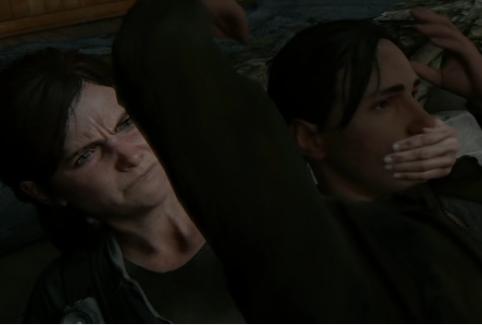 【悲報】PS4独占「ラストオブアス2」 ヒロインが不細工すぎて炎上 「ラストオブブス」