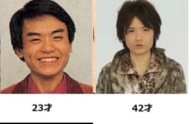【謎事実】桜井政博さん、昔の方が老けていた