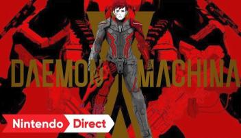 Switch ロボアクション「デモンエクスマキナ(DAEMON X MACHINA)」最新映像が公開!