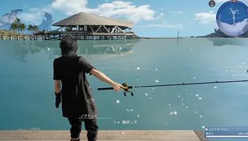 【疑問】なんでそんなにゲーム内での釣りと料理好きなの?