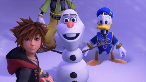 「キングダムハーツ3」発売日が2019年1月25日に決定!「アナ雪」「レミーのおいしいレストラン」も登場!!