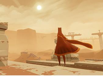 PS4版「風ノ旅ビト(Journey)」の発売は「それほど遠くない」 Vita版マルチ展開の可能性も示唆!