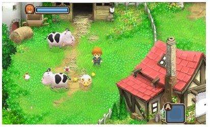 牧場物語 ふたごの村+ (4)