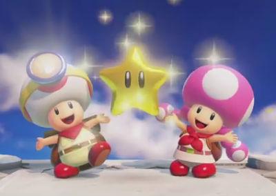 Wii U「進め!キノピオ隊長」 国内発売日が11月13日に決定!価格お手頃!! 紹介PV公開