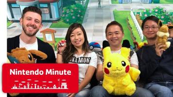 「ポケットモンスター Let's GO! ピカチュウ・イーブイ」海外特集映像が公開!
