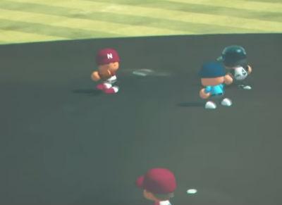 「実況パワフルプロ野球2014」 内野のもっさり感はなんとかならない? 送球遅すぎ、ゲッツーできない