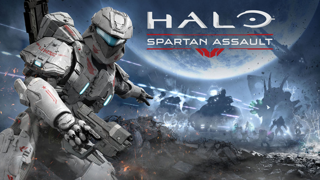 箱のゲームで「Halo」ってゲームを動画でみたんだが