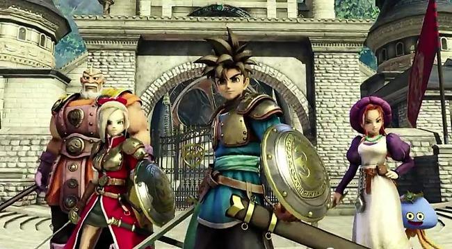 「ドラゴンクエストヒーローズ」めっちゃ面白い!PS4のおすすめソフト教えて!