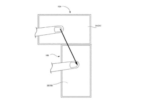 【速報】任天堂が2画面採用の次世代3DSと思われる特許を出願!画像が公開!!