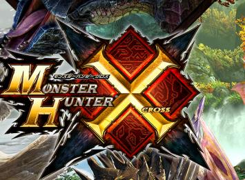 3DS「モンスターハンタークロス」 大剣と太刀の新アクションが確認できる武器紹介動画が公開!!