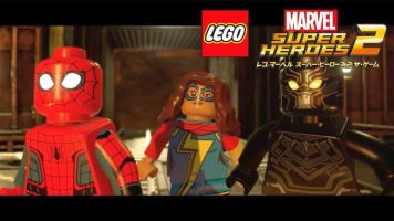 Switch「レゴ マーベル スーパー・ヒーローズ2」公式攻略動画が公開、キャンペーンも!!