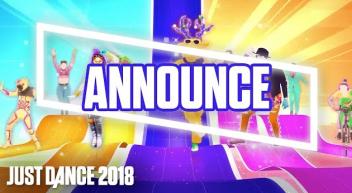 リズムゲー「Just Dance 2018」がニンテンドースイッチで発売決定!