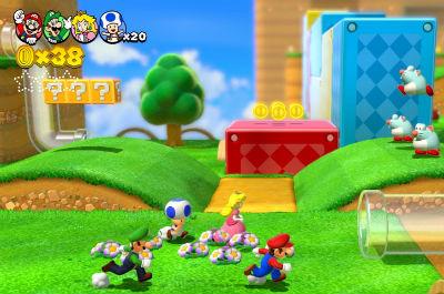 マリオ!マリオ!とにかくマリオ!! 『スーパーマリオ』シリーズ次回作、早くもプロジェクトが始動していることが判明! 『GamePadの更なる活用を取り入れる』