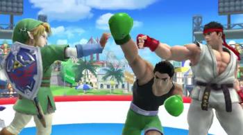 「スマブラ for WiiU/3DS」にストリートファイターからリュウ、ファイアーエムブレムからロイ参戦!?動画リーク!!