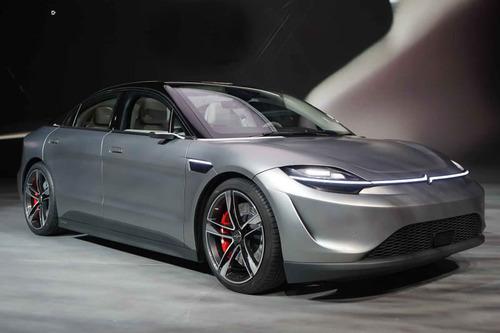 【朗報】ソニー、クッソカッコいい車を発表!真のPSファンはこれに乗れ!!