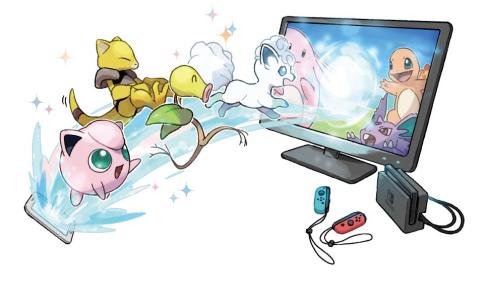 「ポケットモンスター Let's Go! ピカチュウ・イーブイ」に『ポケモンGO』で捕まえたポケモンを最大1000匹預けられる『GOパーク』が登場!最新映像公開