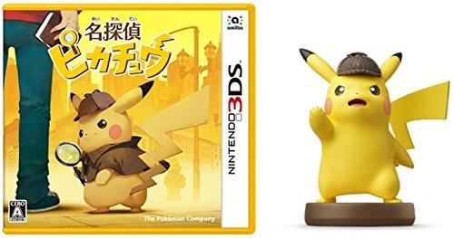 3DS「名探偵ピカチュウ」「かなりの低難易度」「ボリュームは薄めだがシナリオは面白い」「グラフィック綺麗」 感想 評価