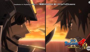 PS4/PS3「戦国BASARA4 皇(すめらぎ)」 先出しほぼ!10秒劇場「鍋ばくち」映像が公開!