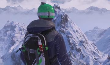 雪山オープンワールドスポーツ「STEEP」 最新予告『プレイ・ウィズ・フレンズ トレーラー』が公開!