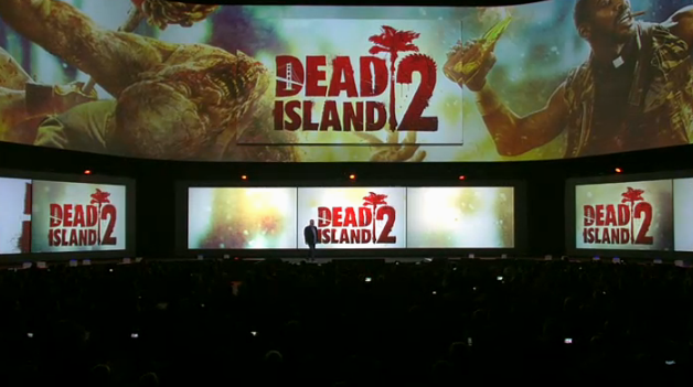PS4新作「デッドアイランド2」発表! E3ソニーカンファレンス