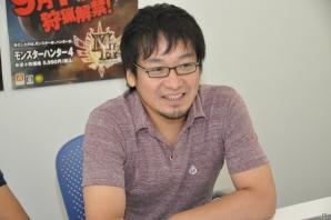 カプコン藤岡氏 「モンハンの新たな一歩として広がる展開をする」