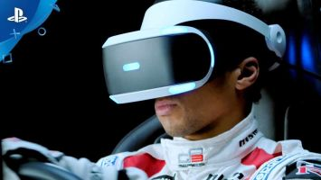 PS4「グランツーリスモSPORT」 最新トレーラー3本が公開!VRの迫力!!