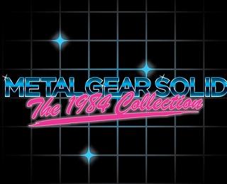 突如KONAMIが発表した「メタルギアソリッド:The 1984 コレクション」はゲームではなく服や靴などのブランド