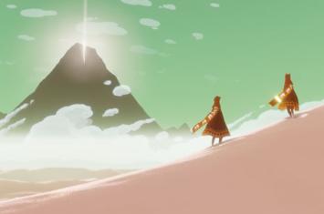 PS4版「風ノ旅ビト(Journey)」 60fps、1080p にグラフィック向上、配信日が7/21に決定!!