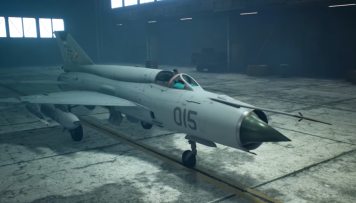 PS4/XB1「エースコンバット7 スカイズ・アンノウン」発売開始!機体紹介トレーラー『Mig-21bis』公開