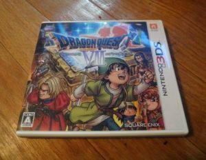 3DS「ドラゴンクエストVII」 購入レビュー!