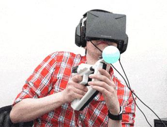 「Oculus Rift」ガンコントローラーはFPSの未来を変えるのか?